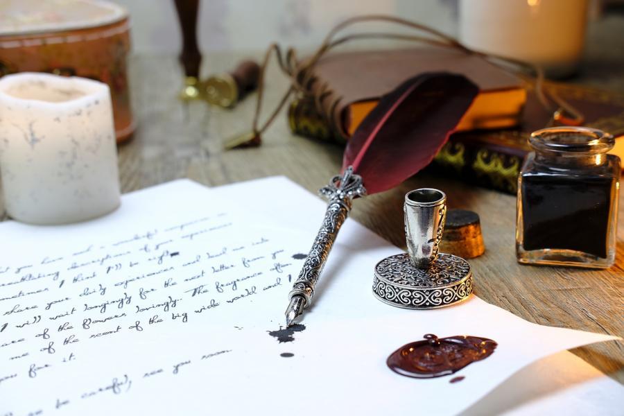 Ecrire un geste qui se perd