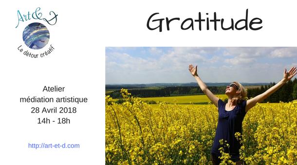 Flyer gratitude bis