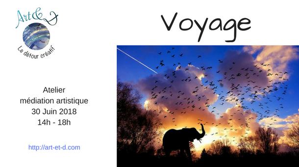 Flyer voyage bis